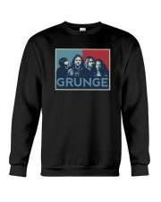 Grunge Shirt Crewneck Sweatshirt thumbnail