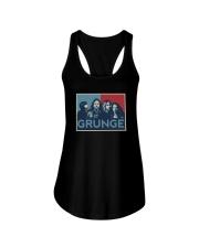 Grunge Shirt Ladies Flowy Tank thumbnail