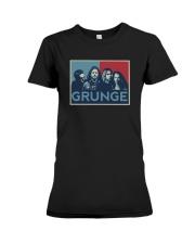 Grunge Shirt Premium Fit Ladies Tee thumbnail