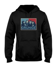Grunge Shirt Hooded Sweatshirt thumbnail