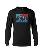 Grunge Shirt Long Sleeve Tee thumbnail