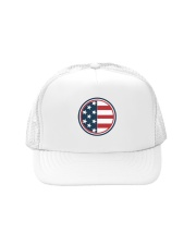 4TH OF JULY Trucker Hat front