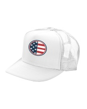4TH OF JULY Trucker Hat left-angle