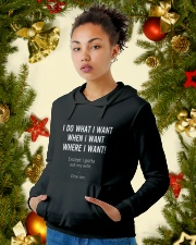 I gotta ask my wife Hooded Sweatshirt lifestyle-holiday-hoodie-front-4