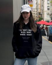 I gotta ask my wife Hooded Sweatshirt lifestyle-unisex-hoodie-front-5