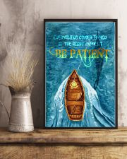 Be patient 24x36 Poster lifestyle-poster-3