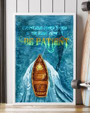 Be patient 24x36 Poster lifestyle-poster-4