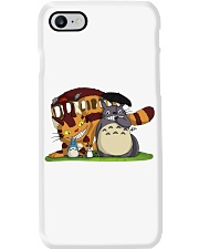 Totoro cat bus Phone Case thumbnail