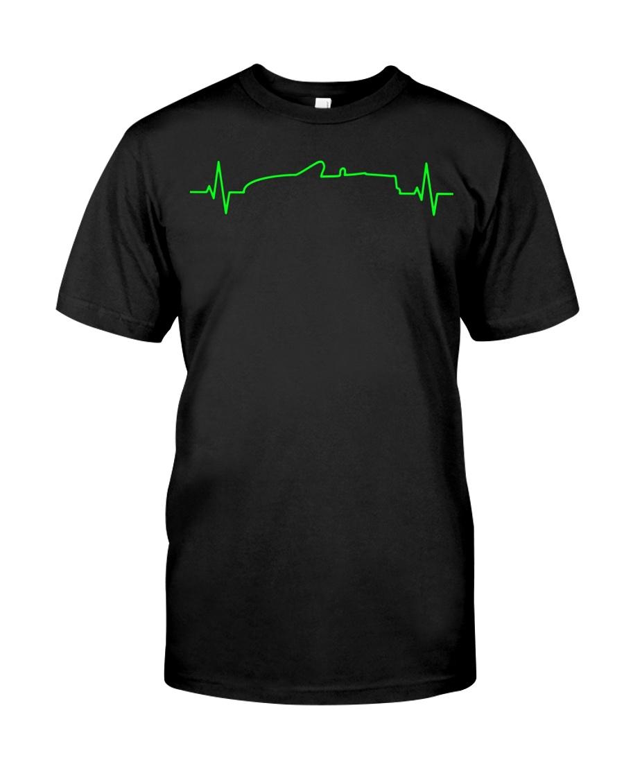 MX-5 Miata NB Heartbeat Classic T-Shirt