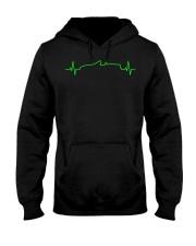MX-5 Miata NB Heartbeat Hooded Sweatshirt thumbnail