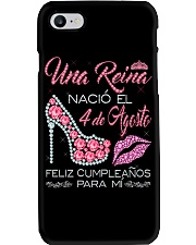 4de Agosto  Phone Case tile