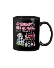 GRUMPY OLD WOMAN Mug thumbnail