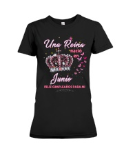 A Queen-ES-T6 Premium Fit Ladies Tee thumbnail