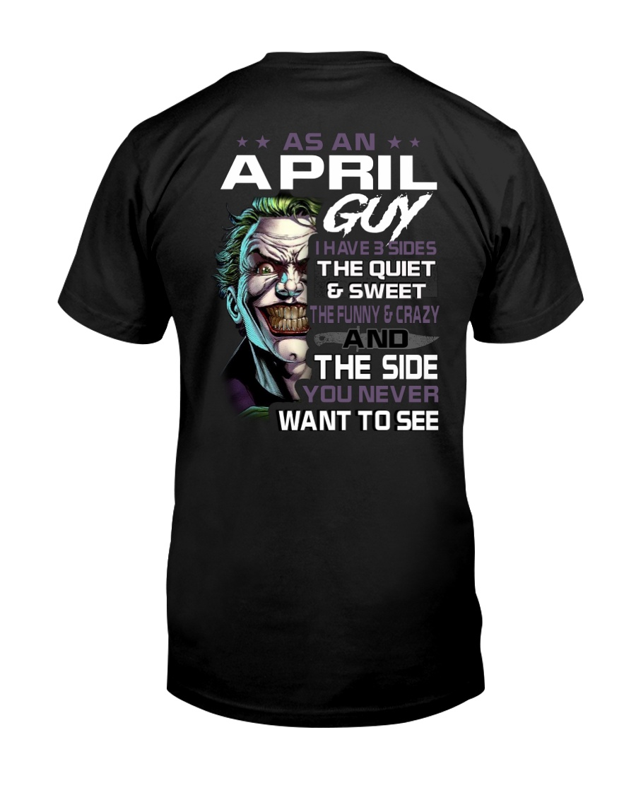APRIL GUY Classic T-Shirt
