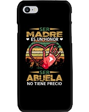 MADRE ABELA Phone Case tile