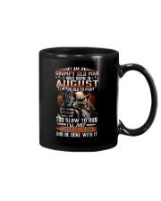 H- Grumpy old man-T8 Mug thumbnail