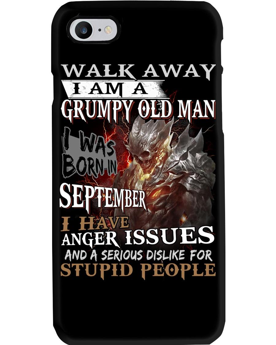 GRUMPY OLD MAN M9 Phone Case
