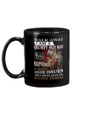 GRUMPY OLD MAN M9 Mug back