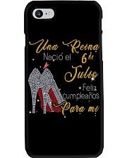 6 Julio Phone Case thumbnail