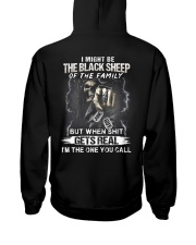 The black sheep-T6 Hooded Sweatshirt thumbnail