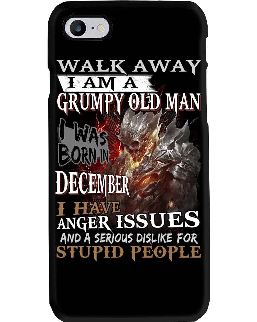 H - GRUMPY OLD MAN M12 Phone Case