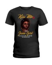Black girl- T6 Ladies T-Shirt thumbnail