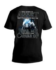 AUGUST MAN V-Neck T-Shirt thumbnail