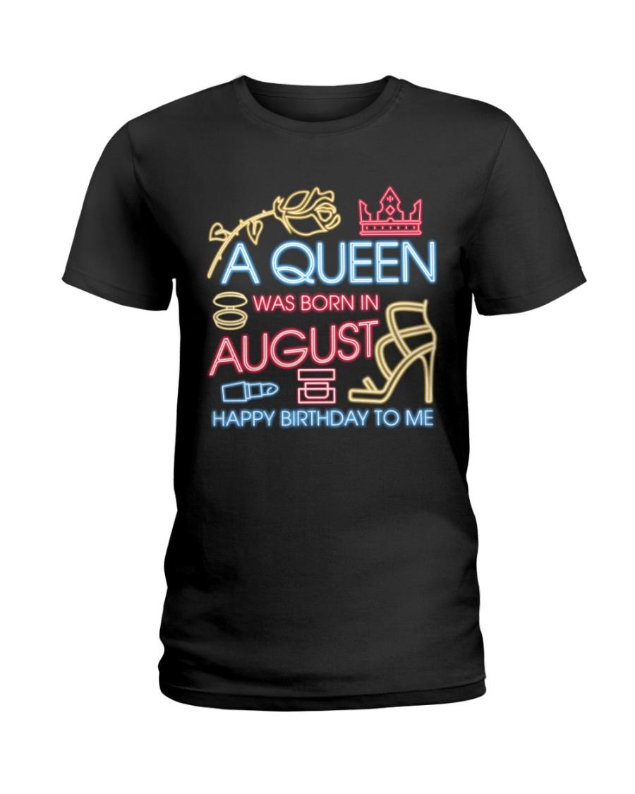 AUGUST QUEEN Ladies T-Shirt