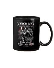 MARCH MAN  Mug thumbnail