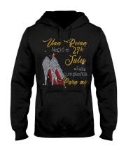 27 Julio Hooded Sweatshirt thumbnail
