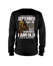 SEPTEMBER MAN Long Sleeve Tee thumbnail