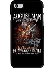 AUGUST MAN  Phone Case thumbnail