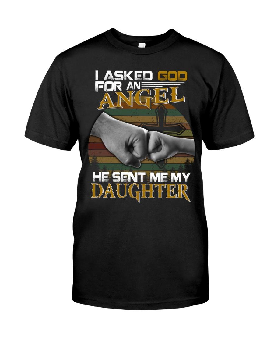 Ask God Classic T-Shirt