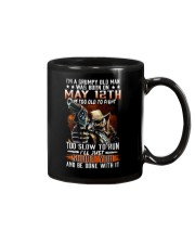 Grumpy old man-12-album-T5 Mug thumbnail