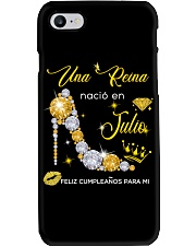 UNA REINA JULIO Phone Case thumbnail
