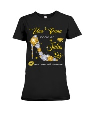 UNA REINA JULIO Premium Fit Ladies Tee thumbnail
