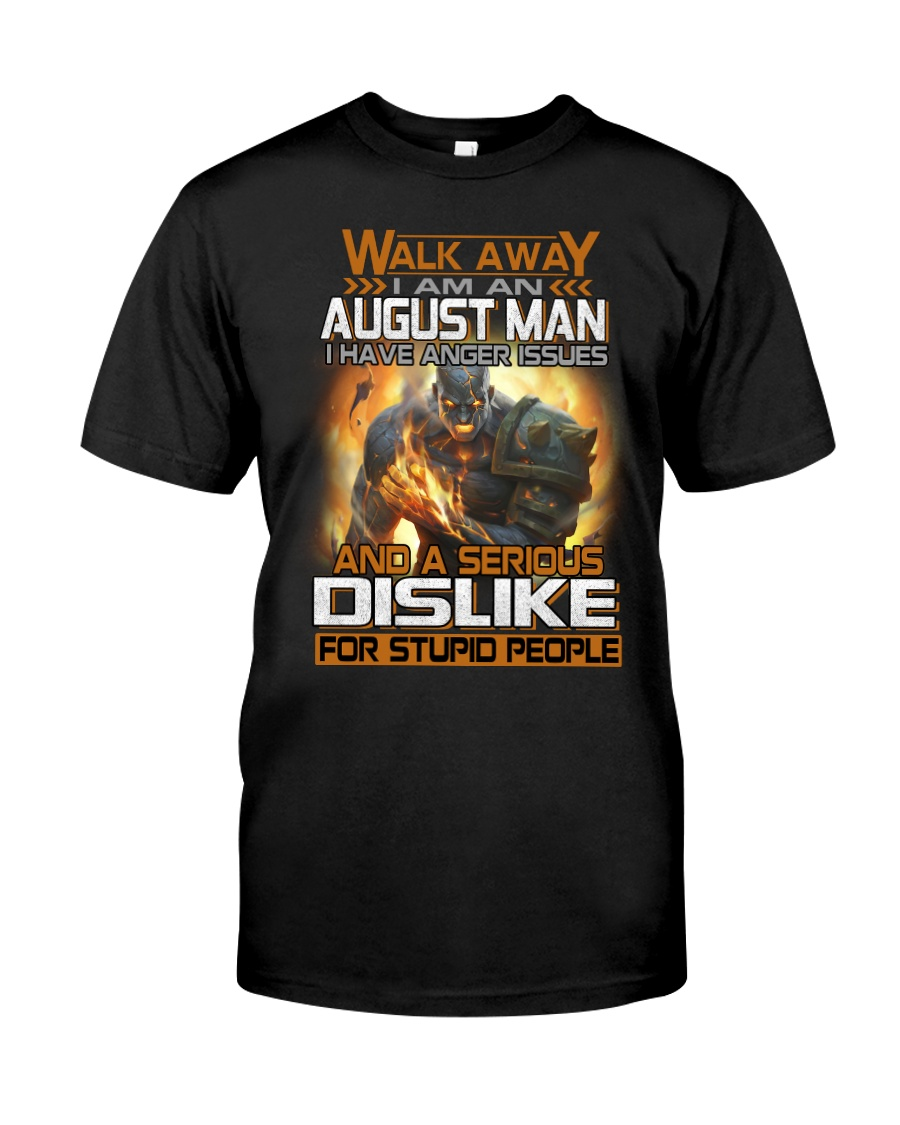 dislike august Classic T-Shirt