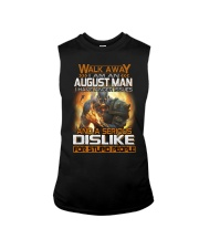 dislike august Sleeveless Tee thumbnail