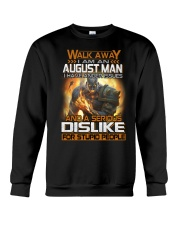 dislike august Crewneck Sweatshirt tile