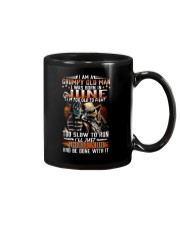H- Grumpy old man-T6 Mug thumbnail