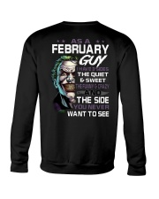 FEBRUARY GUY Crewneck Sweatshirt tile