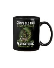H - GRUMPY OLD MAN Mug thumbnail