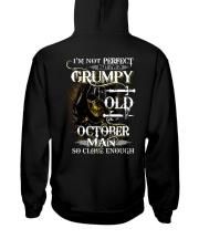 OCTOBER MAN Hooded Sweatshirt thumbnail