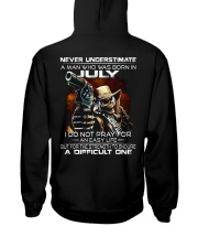 Difficult-T7 Hooded Sweatshirt tile