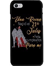21 Julio Phone Case tile