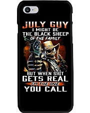 H - JULY GUY Phone Case thumbnail