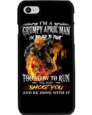 APRIL MAN Z Phone Case thumbnail