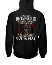 DECEMBER MAN Hooded Sweatshirt thumbnail