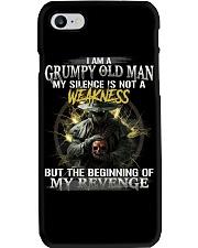 I AM A GRUMPY OLD MAN Phone Case thumbnail