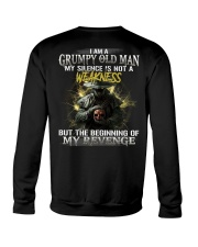 I AM A GRUMPY OLD MAN Crewneck Sweatshirt thumbnail